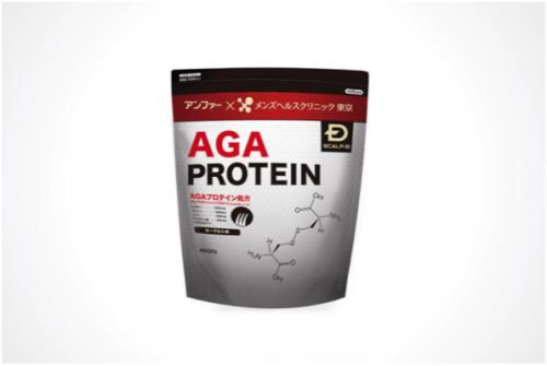 AGAプロテインのイメージ
