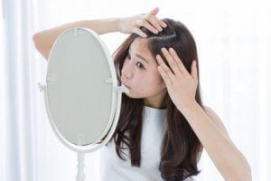 育毛のプロ直伝!分け目はげの3つの原因と対策の完全ガイド