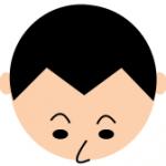 薄毛のタイプ「前頭部初期」