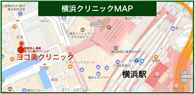 横浜クリニックMAP