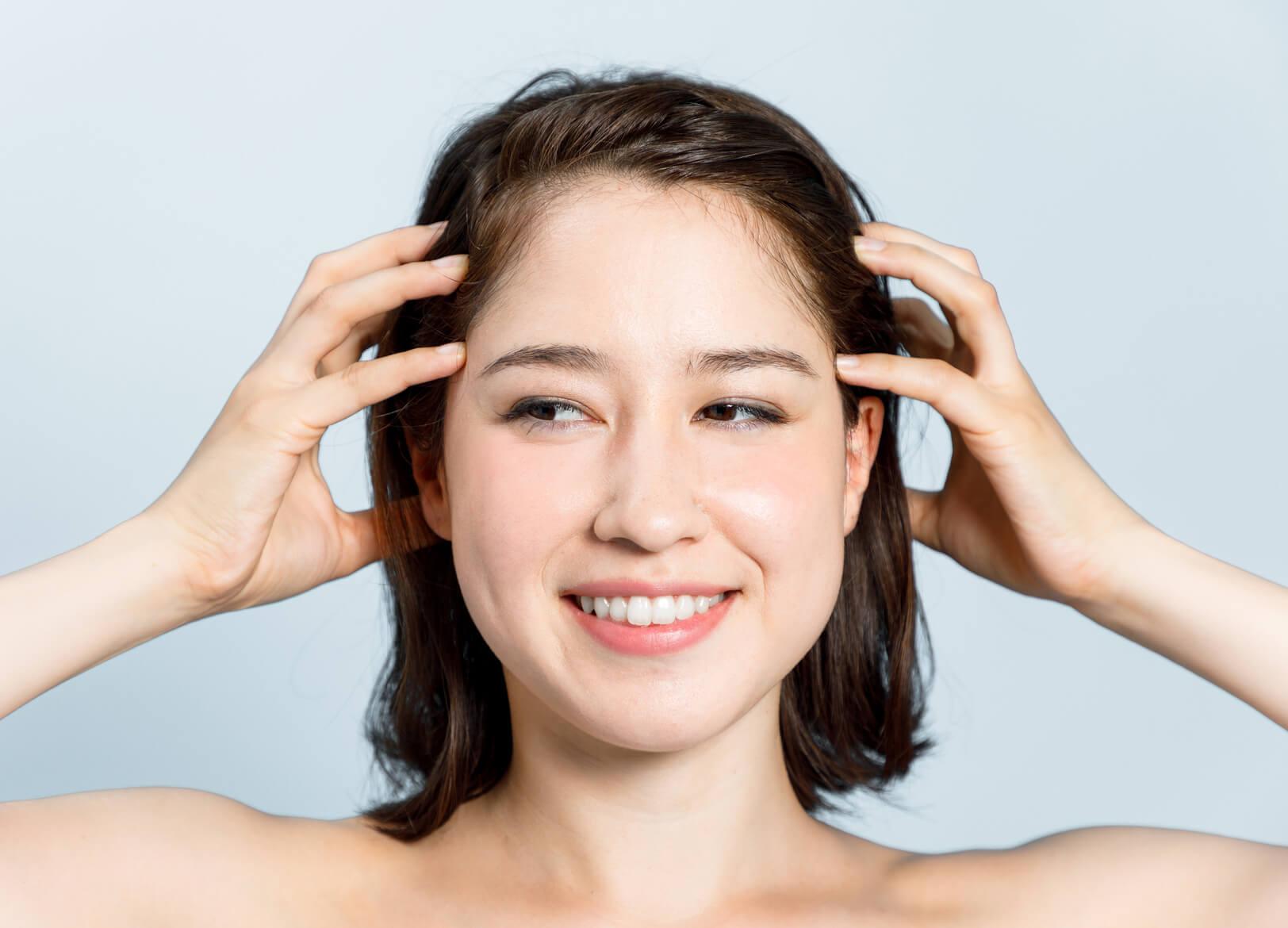 マッサージ 器 頭皮