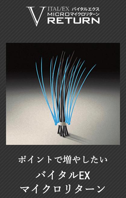 バイタルEX マイクロリターンのイメージ