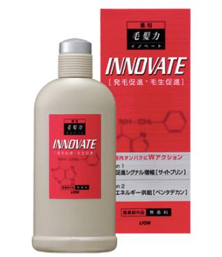薬用毛髪力イノベートのイメージ