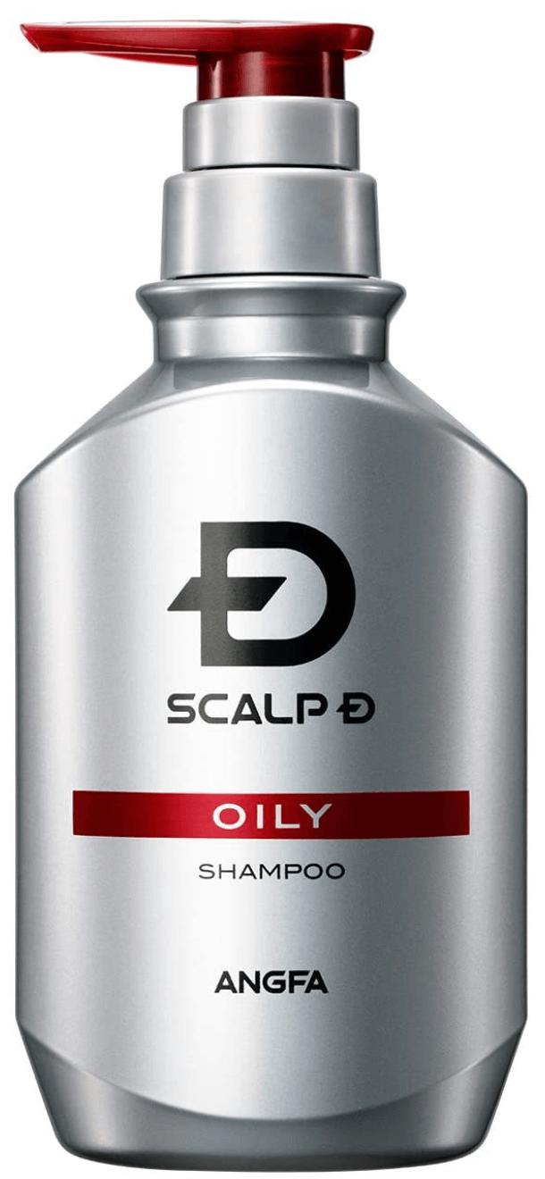 アンファー (ANGFA) スカルプD シャンプー オイリー 脂性肌用のイメージ