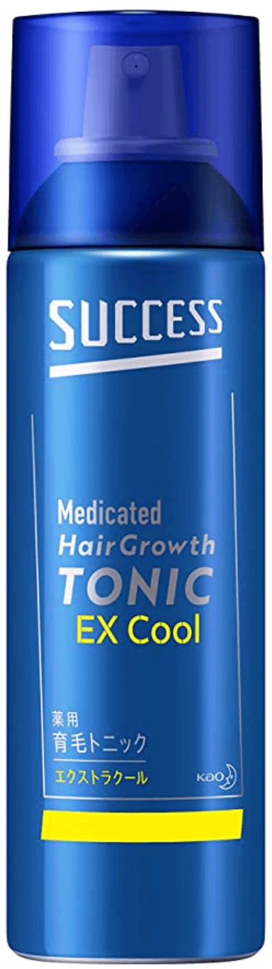 サクセス薬用育毛トニックのイメージ