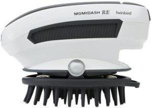 TWINBIRD 頭皮洗浄ブラシモミダッシュRE(ロイヤルエステ) SH-2799PW パールホワイトのイメージ