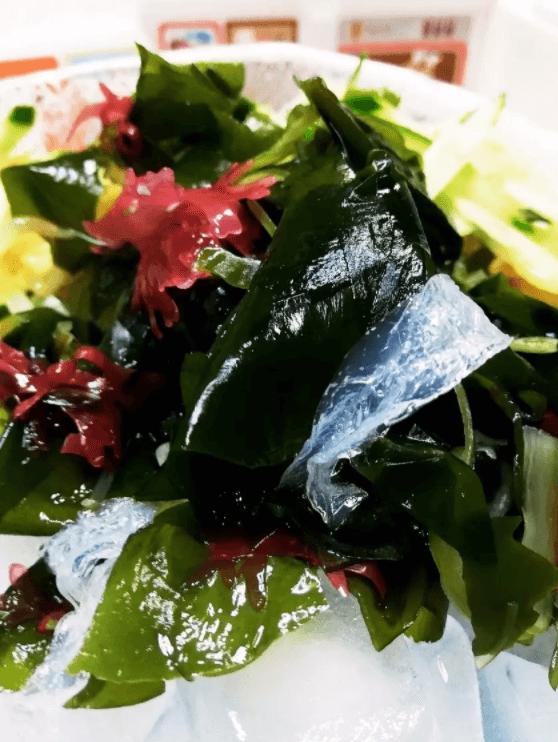 海藻サラダのイメージ